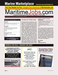 Marine News Magazine, page 60,  Feb 2014