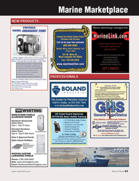 Marine News Magazine, page 63,  Feb 2014