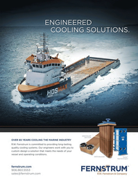 Marine News Magazine, page 4th Cover,  Feb 2014