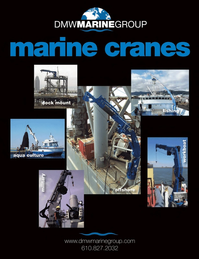Marine News Magazine, page 2nd Cover,  Mar 2014