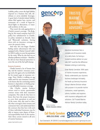 Marine News Magazine, page 25,  Mar 2014 insurance cover