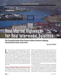 Marine News Magazine, page 26,  Mar 2014