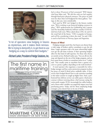Marine News Magazine, page 32,  Mar 2014 Japan