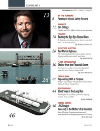 Marine News Magazine, page 2,  Mar 2014 Joe Hudspeth