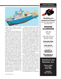 Marine News Magazine, page 43,  Mar 2014 acoustic systems