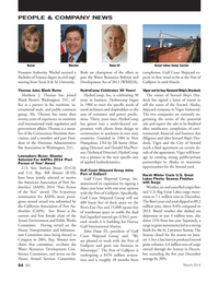 Marine News Magazine, page 54,  Mar 2014 Texas