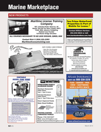 Marine News Magazine, page 62,  Mar 2014 Port of Mobile