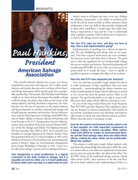 Marine News Magazine, page 12,  Apr 2014 George Washington University