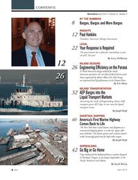 Marine News Magazine, page 2,  Apr 2014 Alaska