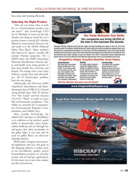 Marine News Magazine, page 39,  Apr 2014 oil and gas applications