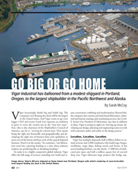 Marine News Magazine, page 42,  Apr 2014 Shipbuilders Council of America