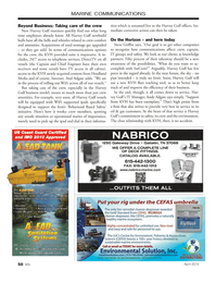 Marine News Magazine, page 50,  Apr 2014 Harvey Gulf??s