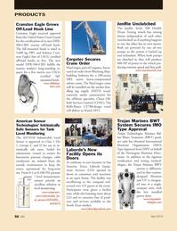 Marine News Magazine, page 56,  Apr 2014 Rolls- Royce UT788