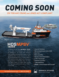 Marine News Magazine, page 2nd Cover,  May 2014