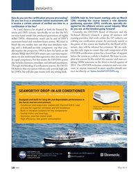 Marine News Magazine, page 18,  May 2014 OSVDPA Board of Directors