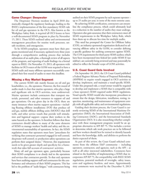 Marine News Magazine, page 28,  May 2014 United Nations