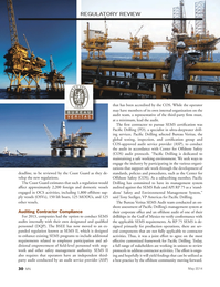 Marine News Magazine, page 30,  May 2014 Gulf of Mexico