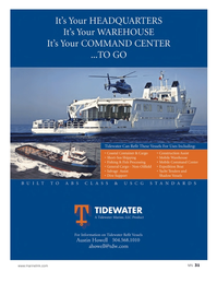 Marine News Magazine, page 31,  May 2014