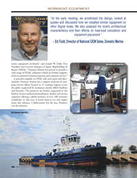 Marine News Magazine, page 46,  May 2014 specialist supplier