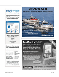 Marine News Magazine, page 47,  May 2014
