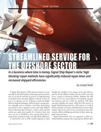 Marine News Magazine, page 53,  May 2014