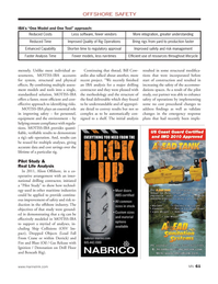 Marine News Magazine, page 61,  May 2014 Faster Analysis Time Fewer