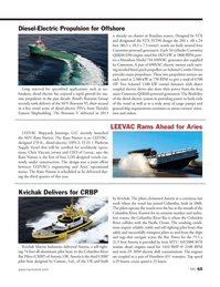 Marine News Magazine, page 65,  May 2014