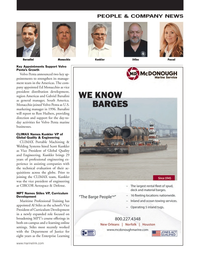 Marine News Magazine, page 67,  May 2014