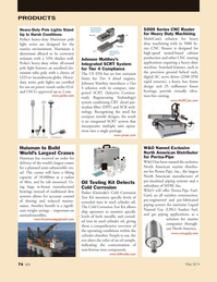 Marine News Magazine, page 74,  May 2014