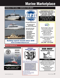 Marine News Magazine, page 77,  May 2014