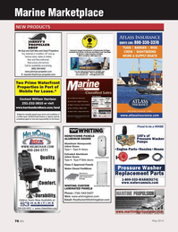 Marine News Magazine, page 78,  May 2014