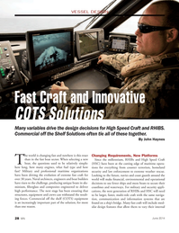 Marine News Magazine, page 28,  Jun 2014 law enforcement
