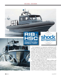 Marine News Magazine, page 32,  Jun 2014 Europe