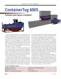 Marine News Magazine, page 50,  Jun 2014 steel