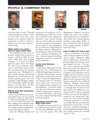 Marine News Magazine, page 54,  Jun 2014 Wiernicki
