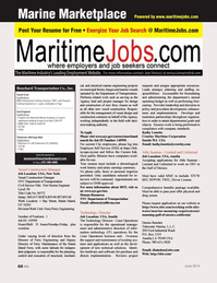 Marine News Magazine, page 60,  Jun 2014 New York