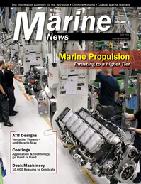 Marine News Magazine Cover Jul 2014 - ATB Technical Trends