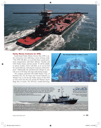 Marine News Magazine, page 33,  Jul 2014 Conrad Industries