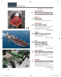 Marine News Magazine, page 2,  Jul 2014 Susan Buchanan