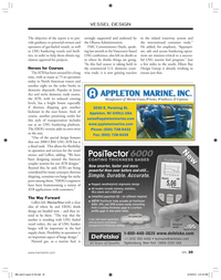 Marine News Magazine, page 39,  Jul 2014 transportation