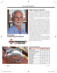 Marine News Magazine, page 48,  Jul 2014 Patterson48
