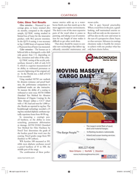 Marine News Magazine, page 53,  Jul 2014 sider new technologies