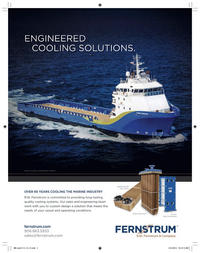 Marine News Magazine, page 4th Cover,  Jul 2014