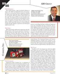 Marine News Magazine, page 10,  Aug 2014