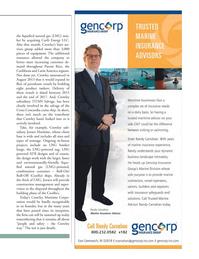Marine News Magazine, page 21,  Aug 2014