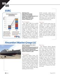Marine News Magazine, page 22,  Aug 2014