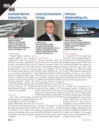 Marine News Magazine, page 26,  Aug 2014