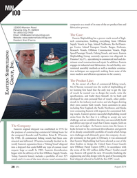 Marine News Magazine, page 28,  Aug 2014