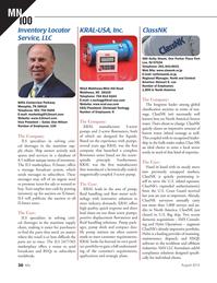 Marine News Magazine, page 30,  Aug 2014