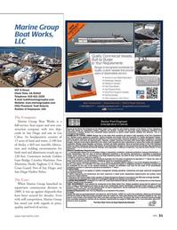 Marine News Magazine, page 31,  Aug 2014
